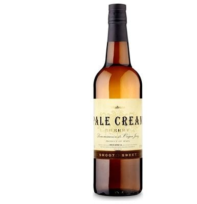 Waitrose Pale Cream Sherry