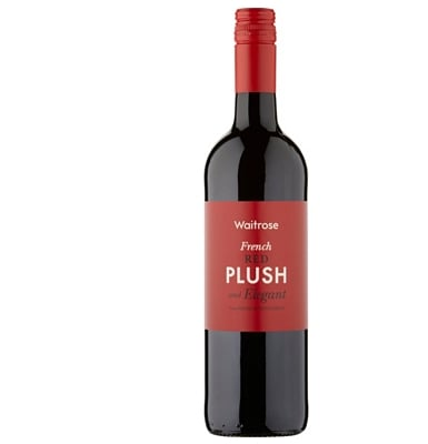 Waitrose Plush & Elegant French Red
