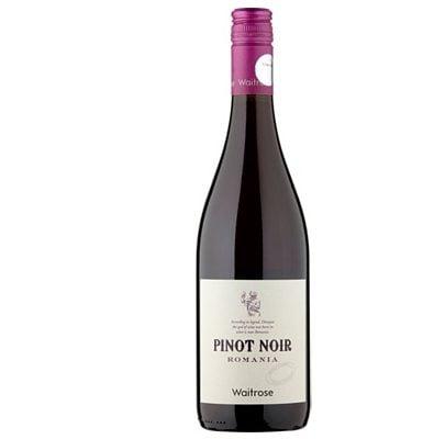 Waitrose Romanian Pinot Noir