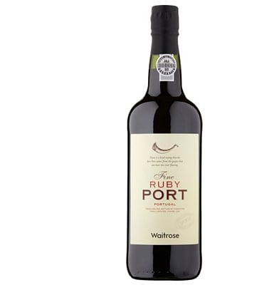 Waitrose Ruby Port