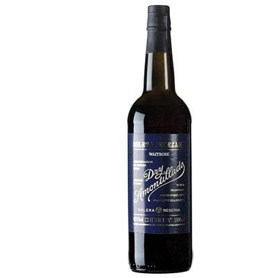 Waitrose Solera Jerezana Dry Amontillado Lustau Sherry
