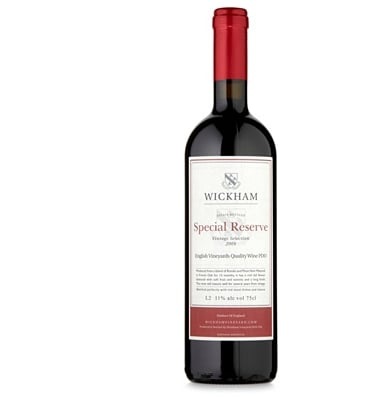 Wickham Special Reserve Red