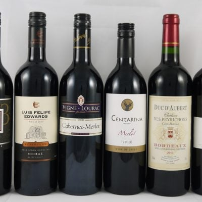 Wine Buyers Red Wine special selection (6 bottles)