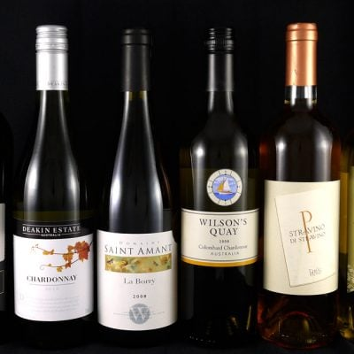 Wine Buyers white wine special selection (6 bottles)
