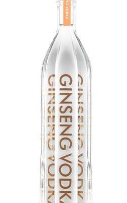 Znaps - Ginseng Vodka 70cl Bottle
