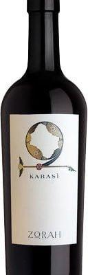 Zorah - Karasi Areni Noir 2013 75cl Bottle