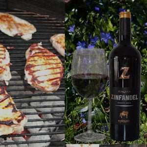 Wine pairing for barbeque/bbq