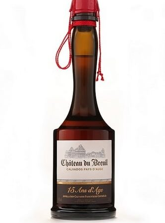 Calvados Château du Breuil 15 years old, 70cl, 41% vol