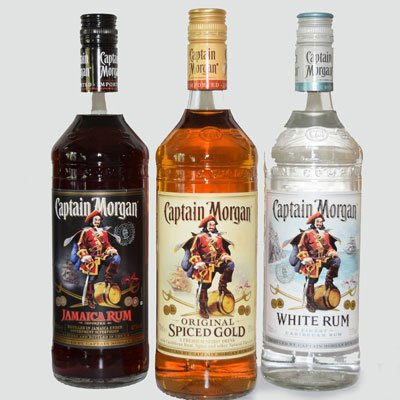 Captain Morgan rum compagny