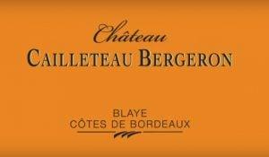 Château Cailleteau Bergeron