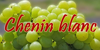 Wines with Chenin Blanc grapes