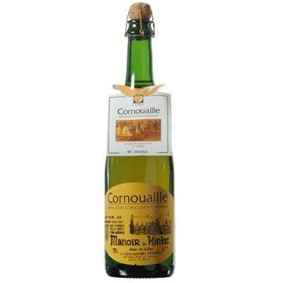 Cidre Cornouaille A.O.C - Manoir du Kinkiz