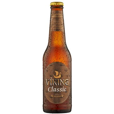 Viking classic - Iceland beer