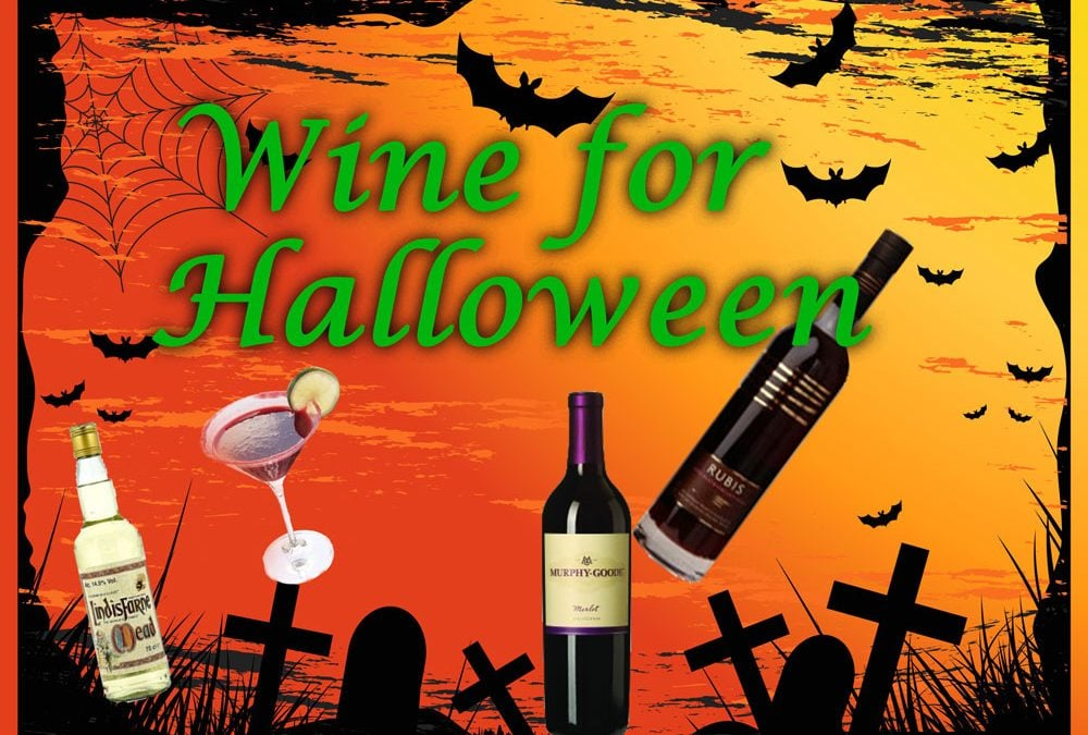 The Best Wines to Drink at Halloween