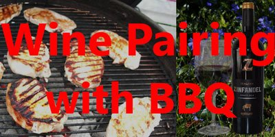 Wine pairing with barbeque - bbq