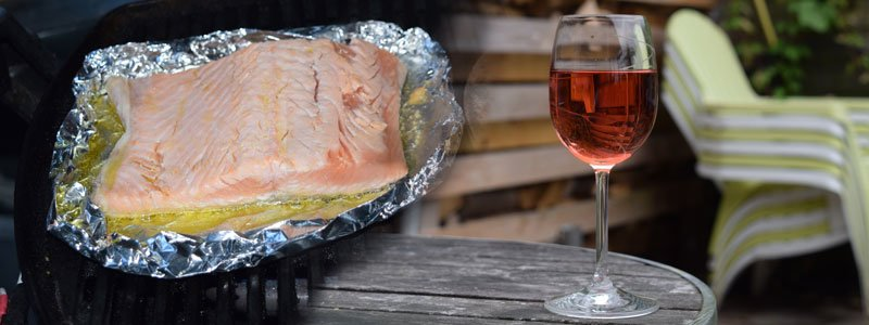 Wine pairing with fish