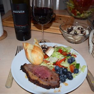 Wine Pairing with Food